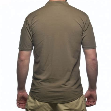 Velocity Systems Boss Rugby Shirt Short Sleeves Boss Rugby Shirt Short Sleeve Ranger Green Lg