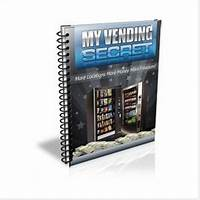 Vending business tactics e book! promotional codes
