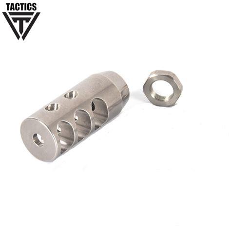 Venom Defense Titan Titanium Muzzle Brake