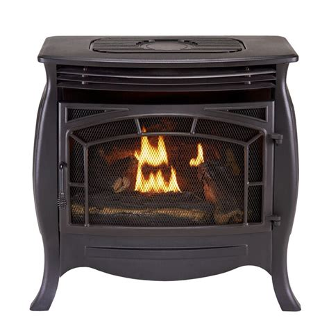 Vent Free Natural Gas/Propane Stove