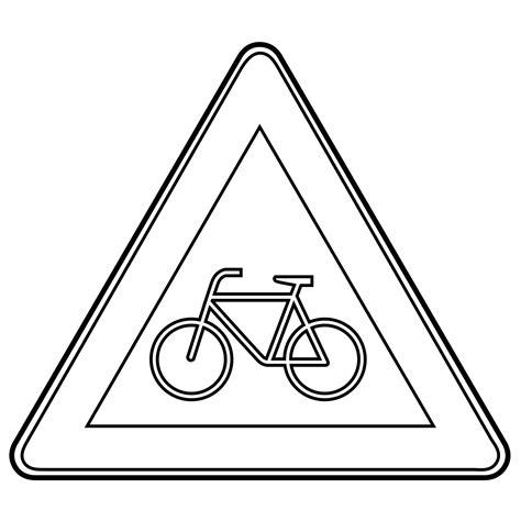 Verkehrszeichen Malvorlagen Gratis