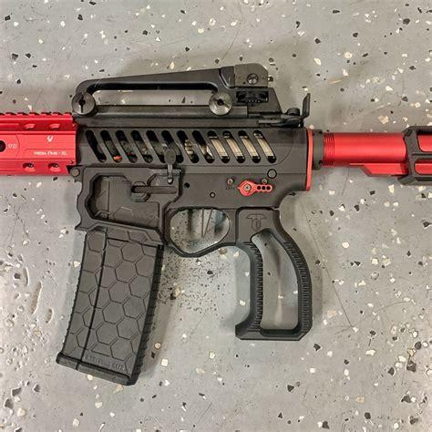 Vertical Grips On Ar Pistols