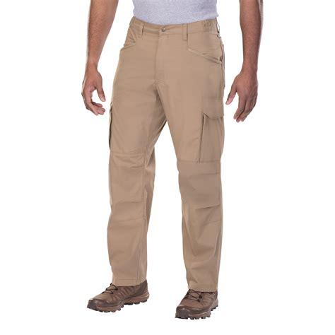 Vertx Mens Fusion Tactical 5 Oz Pants Fusion Tactical 5 Oz Mens Pant Desert Tan 28x30