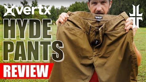 Vertx Mens Hyde Low Profile 7 Oz Pants Hyde Low Profile 7 Oz Mens Pant Military Olive 36x30