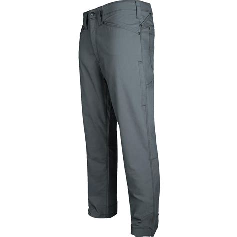 Vertx Mens Hyde Low Profile 7 Oz Pants Hyde Low Profile 7 Oz Mens Pant Seal Brown 30x32