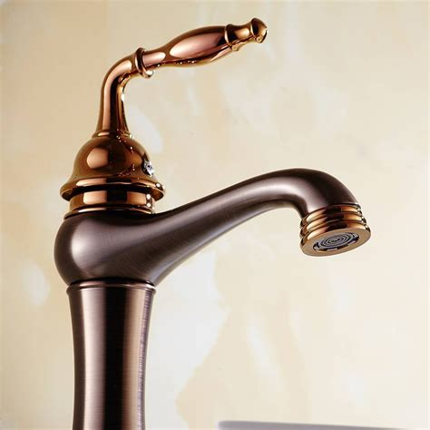 Vessel Mixer Bathroom Faucet with Drain Assembly