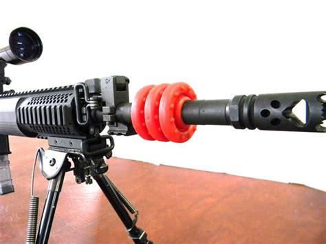 Vibration Dampeners Rifle Barrel