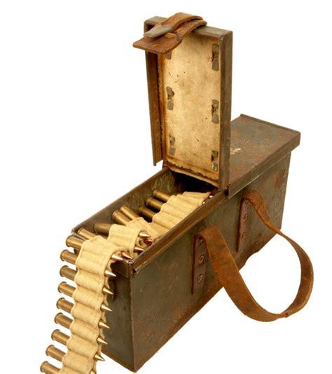 Vickers 303 Ammo Box