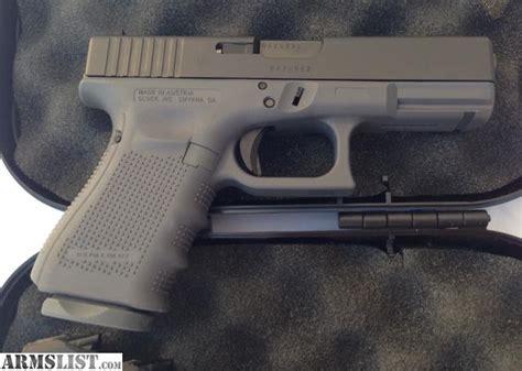 Vickers Glock 19 Gen 4 Grey