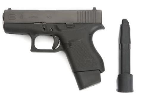 Vickers Glock 43 Magazine Extension