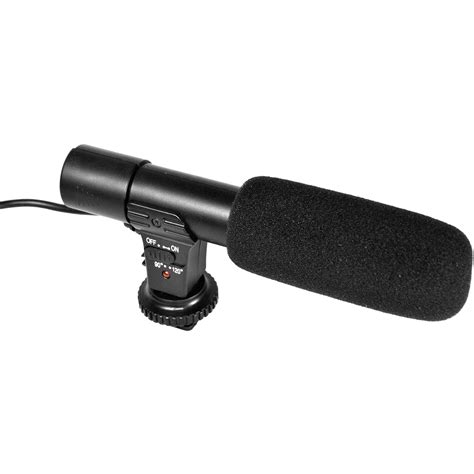 Video Condenser Shotgun Microphone