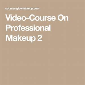 Buying video course on professional makeup 2