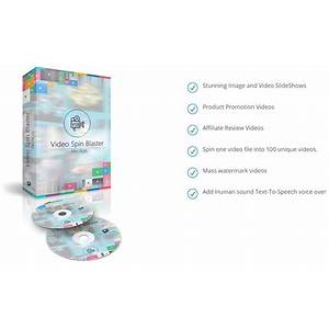 Coupon for video spin blaster pro