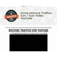 Videomarketing: visualizzazioni con youtube e google tubotraffico offer