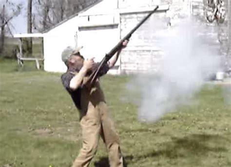 Videos Of People Shooting A 4 Gauge Shotgun