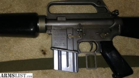 Vietnam Colt M16 For Sale