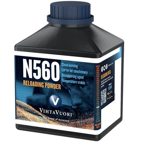 Vihtavuori N560 Powder 1LB NZ - Powder By Gun City