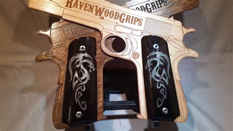 Viking Pistol Grip