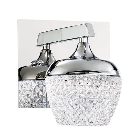 Villegas 1-Light LED Bath Sconce