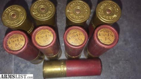Vintage 10 Gauge Shotgun Shells