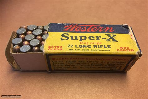 Vintage 22 Ammo