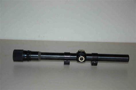 Vintage 22 Rifle Scope