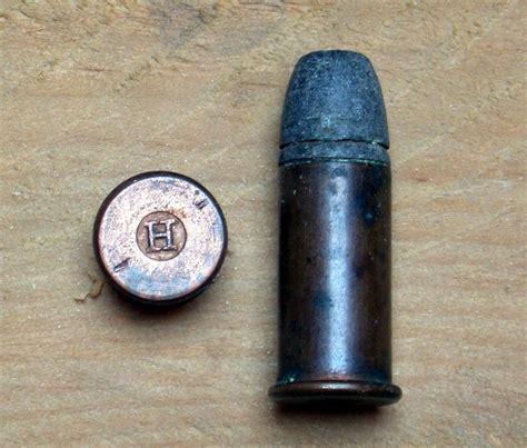 Vintage 44 Caliber Henry Rifle Fired Bullet