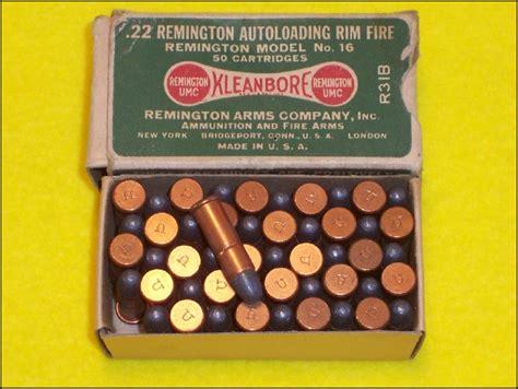 Vintage Ammo Remington 22lr No 6822