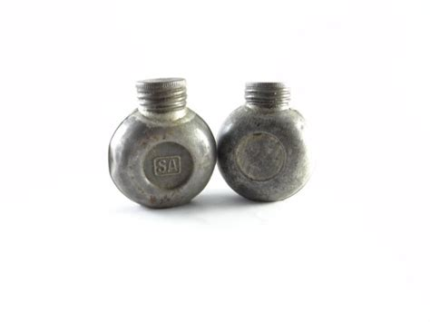 Vintage Miltary Ammo Oil Metal Can Stc 24-1 124670518