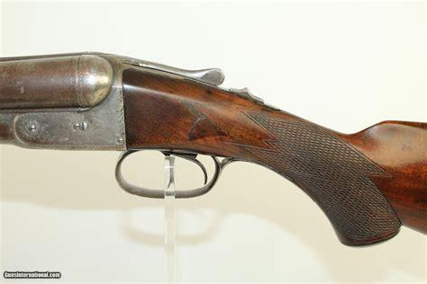 Vintage Parker Double Barrel Shotguns