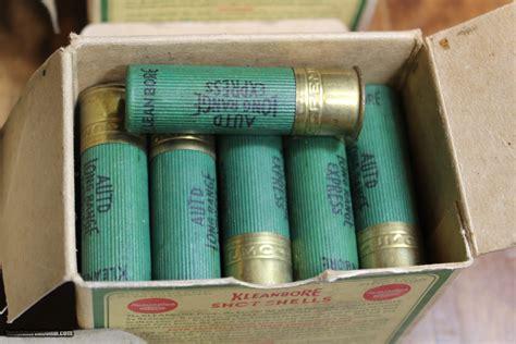 Vintage Remington Shotgun Shells