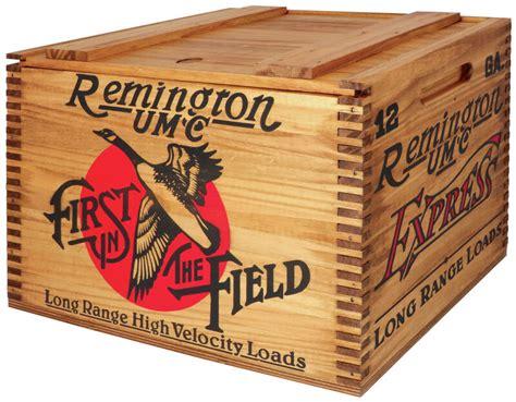 Vintage Remington Umc Ammo Box