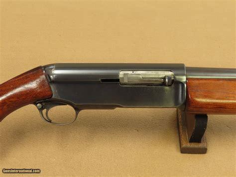 Vintage Semi Auto Shotgun