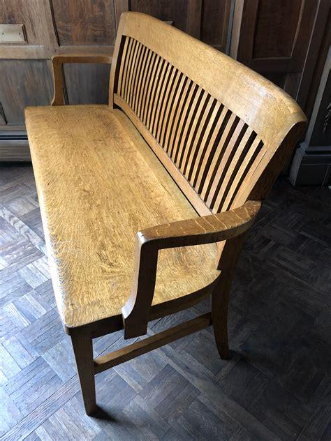 vintage wooden bench.aspx Image