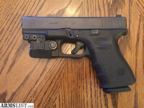 Viridian Glock 23