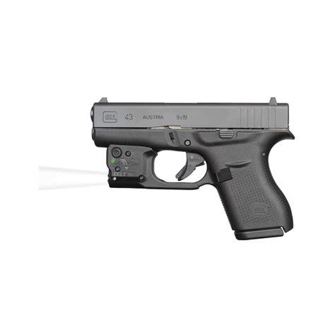 Viridian Green Laser Glock 43