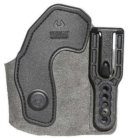 Viridian Reactor 5 Gen 2 Laser Sight Featuring Ecr With Ambi Iwb Holster Springfield Xds Reactor 5 Gen 2 Red Laser Wholster