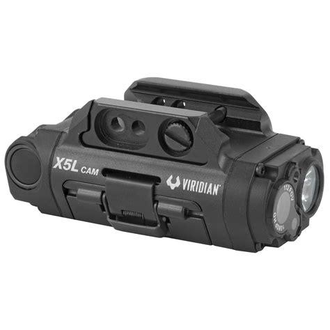 Viridian Weapon Technologies X5L Gen 3 Green Laser Light