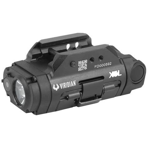 Viridian X5L Green Laser Light Combo Pistol Laser Light