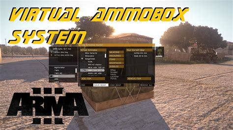 Virtual Ammo Box