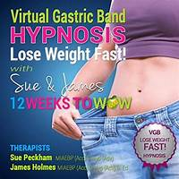 Virtual stomach band hypnosis weight loss cd guide