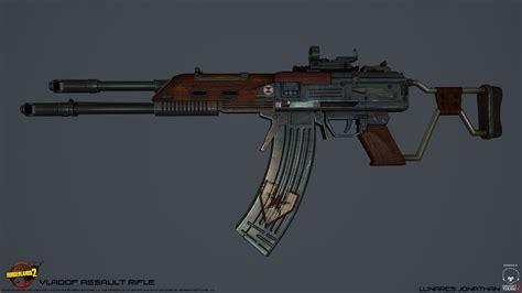 Vladof Assault Rifle Stock