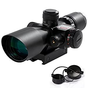 Vokul 2 510x40 Tactical Rifle Scope Review