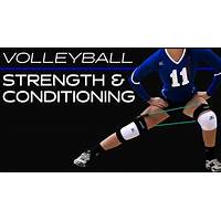 Volleyball strength! strength and conditioning the right way online tutorial