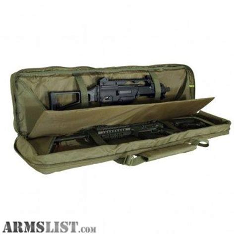 Voodoo Tactical Double Rifle Case 36 And 10th Gurkha Rifles