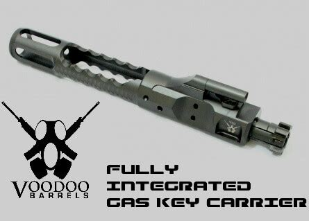 Voodoo VDI LifeCoat DI Low Mass Bolt Carrier Group BCG AR15