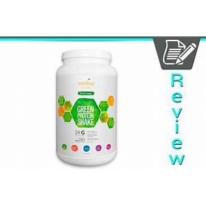 Vooluu organic green protein shake cb vooluu specials