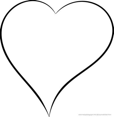 Vorlagen Herzen Malvorlagen Für Kinder