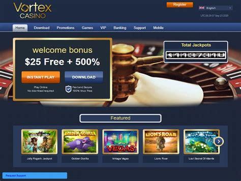 Vortex Casino Review