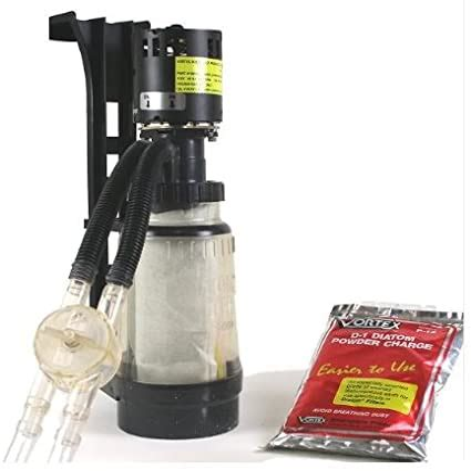 Vortex Diatom Filter Manual